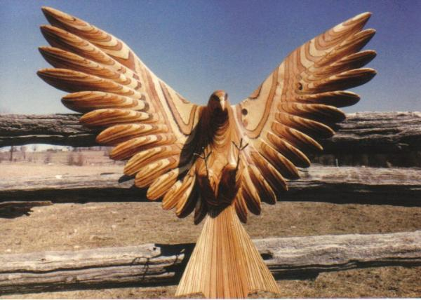 Don Frost Wood Sculptures